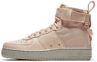 Женские кроссовки Nike SF Air Force 1 Mid Найк Аир Форс