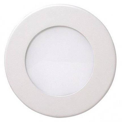 Светодиодный светильник Horoz (HL688L) 12W3000K круг. белый (потолочный)  Код.56898, фото 2