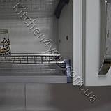 Сушка для посуду з рамкою в секцію 400 мм, нержавіюча сталь, фото 5