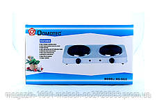 Электроплита Domotec MS 5822 Продажа только ящиком!!!!Лучший подарок, фото 2