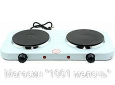 Электроплита Domotec MS 5822 Продажа только ящиком!!!!Лучший подарок, фото 3