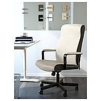 Офисное кресло MILLBERGET белое