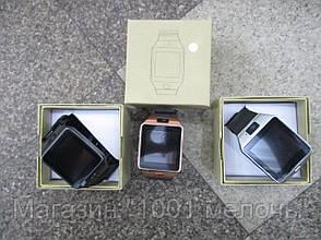 Смарт часы Smart Watch DZ09 (black,gold,white,silver)!Лучший подарок, фото 2