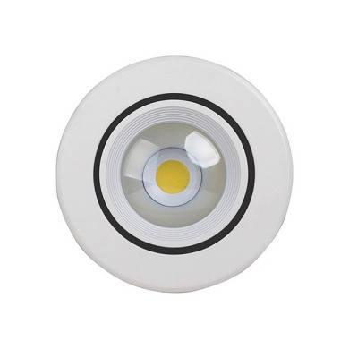 Светодиодный светильник Horoz (HL692L) 8W 6500K белый (потолочный) Код.55901, фото 2
