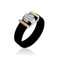 Каучуковое кольцо с камнями Юрьев 415к - 415к 15