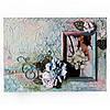 Свадебная фоторамка Оригинальный подарок на годовщину Ручная работа