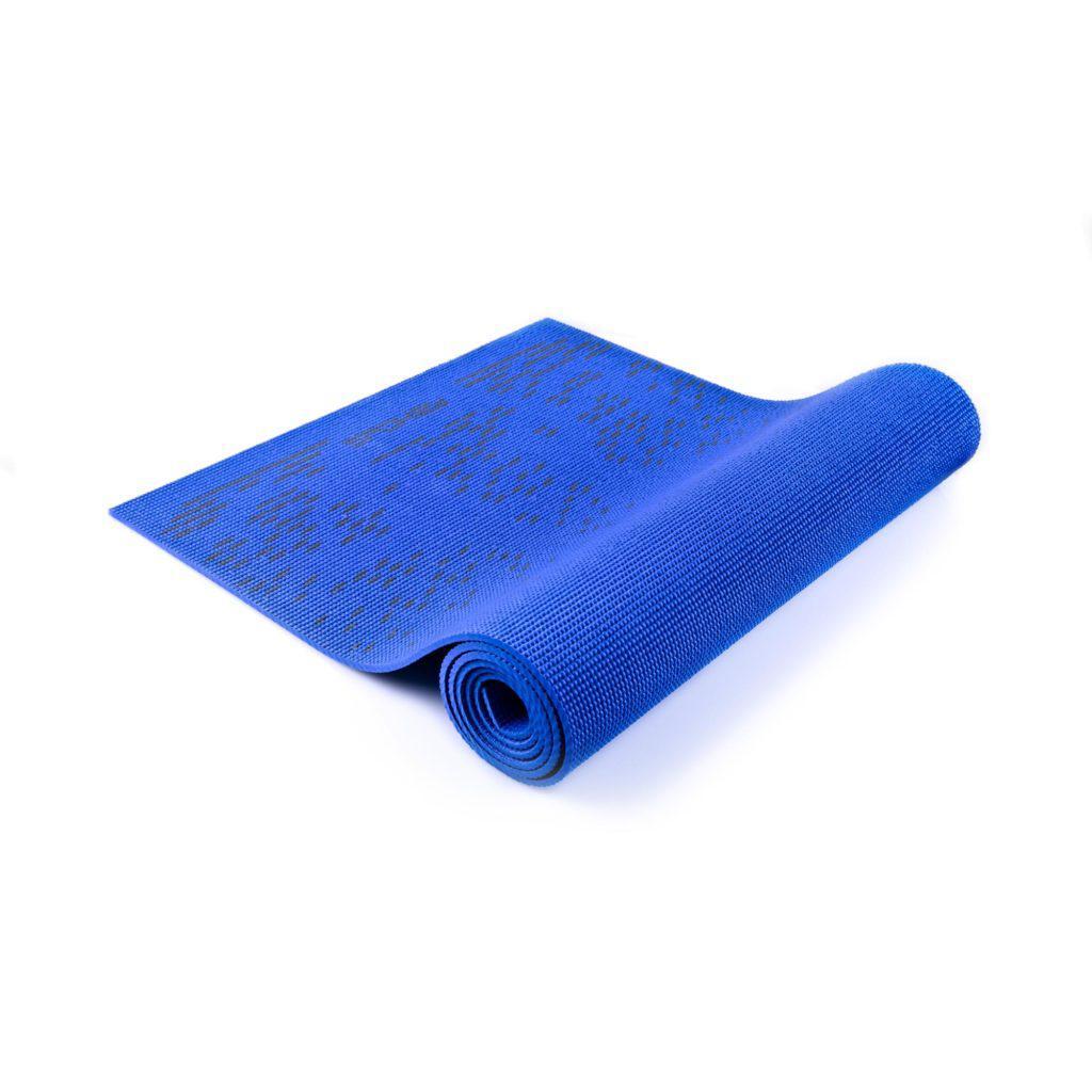 Коврик для йоги и фитнеса Spokey Lightmat II 6 мм 920916 (original), спортивный мат, йогомат, йогамат