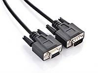 Нуль модемный кабель COM RS232 для компьютеров, ресиверов и принтеров, фото 1