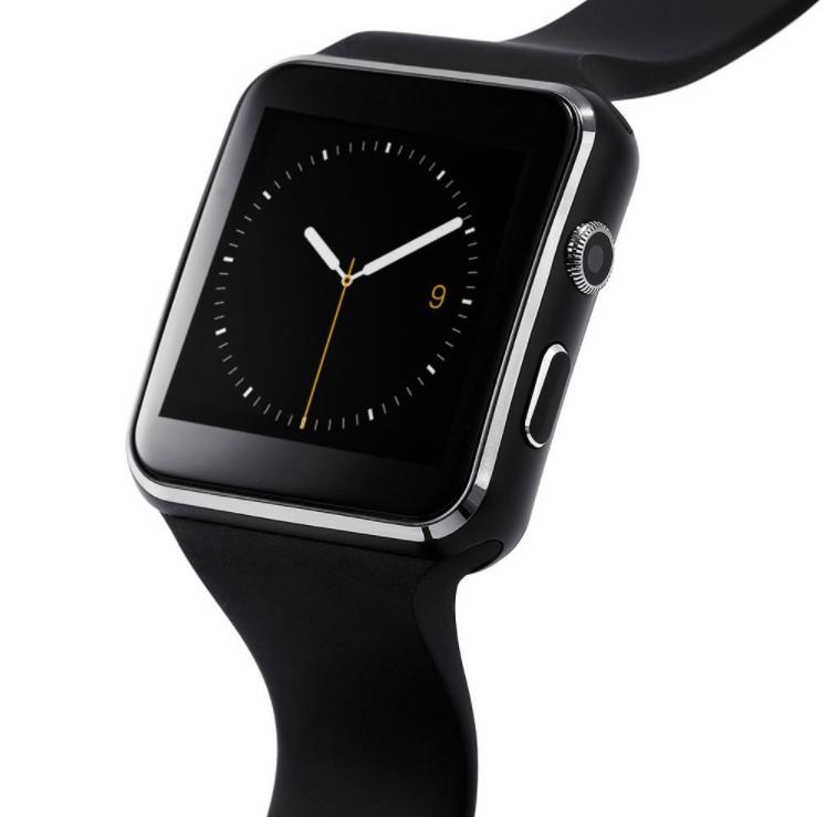 UWatch Смарт часы Smart X6 UWatch Nano Black