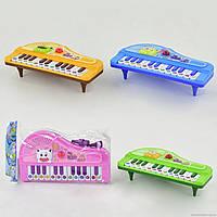 Пианино 9196 (192) в кульке, 4 цвета