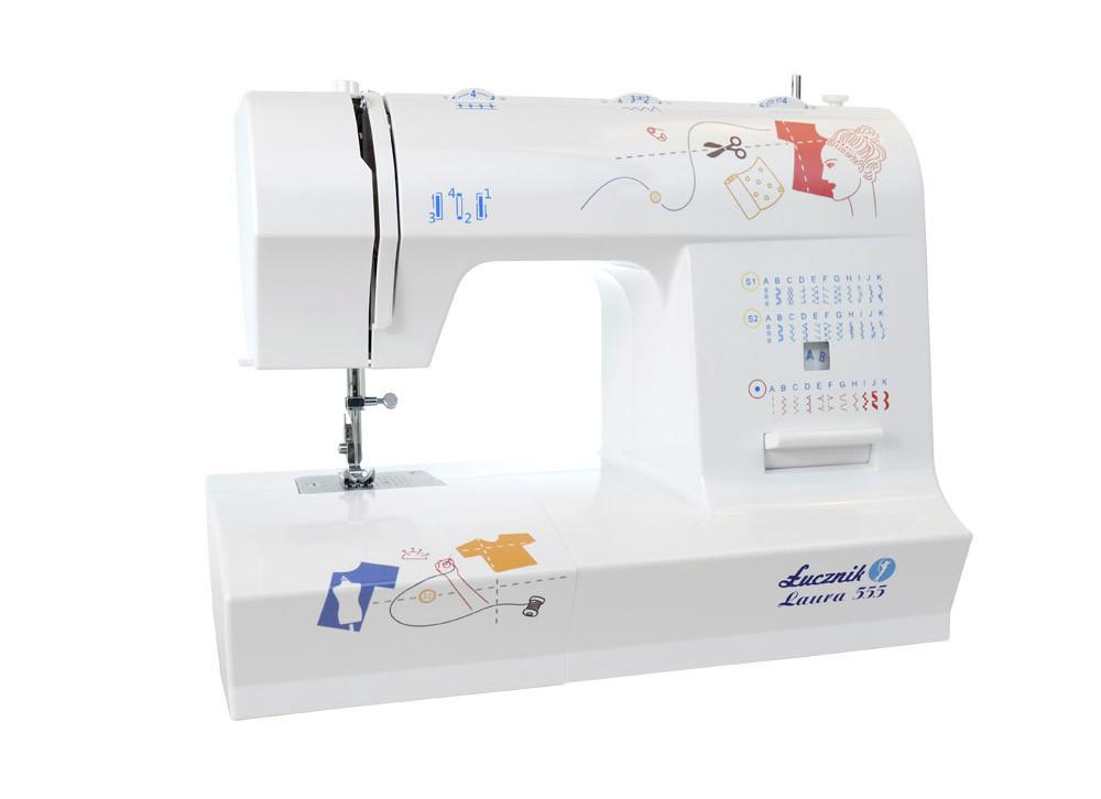 Швейная машина ŁUCZNIK LAURA 555