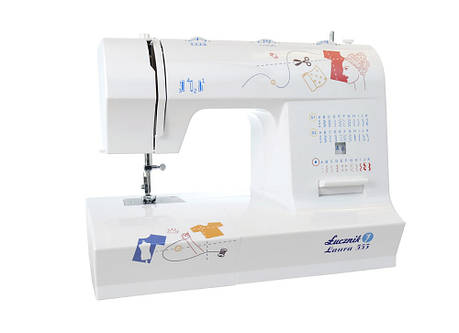 Швейная машина ŁUCZNIK LAURA 555 , фото 2
