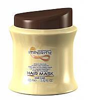 Маска для окрашенных волос IMPERITY Yogurt Flower 400 мл.