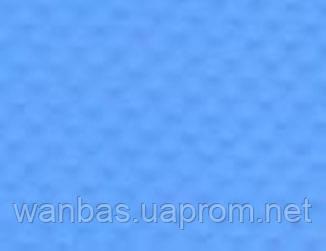 Пленка  для бассейна ПВХ  (голубая) шириной 1,65 м для гидроизоляции и отделки бассеина