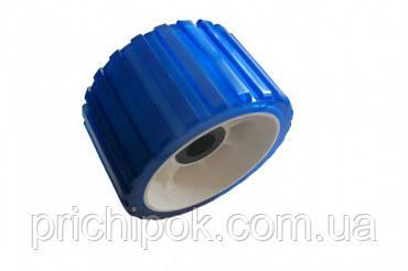 Бортовой ролик KNOTT (Autoflex) 128х75 / 22 для прицепов