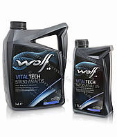 Wolf VITALTECH 5W30 ASIA/US - моторное масло