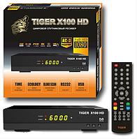 Спутниковый ресивер TIGER X100 HD AC3