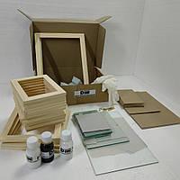 """Набор для самостоятельной сборки фотоколлажей из дерева """"коллаж mini-kit"""""""