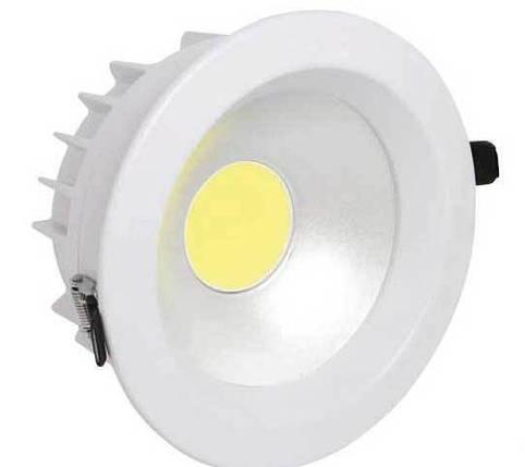 Светодиодный светильник Horoz (HL697L) 20W 4200K белый (потолочный) Код.55373, фото 2