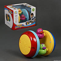 Музыкальная, Развивающая Игрушка FS 34675 (24) свет, звук, на батарейке, в коробке