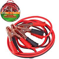 Провода-прикуривателя 200А 9510-2 в чехле (2,5м)
