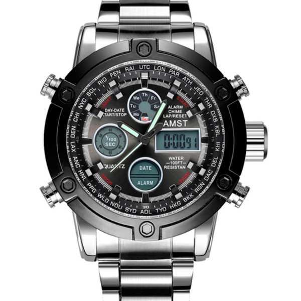 AMST Мужские часы AMST Mountain Steel