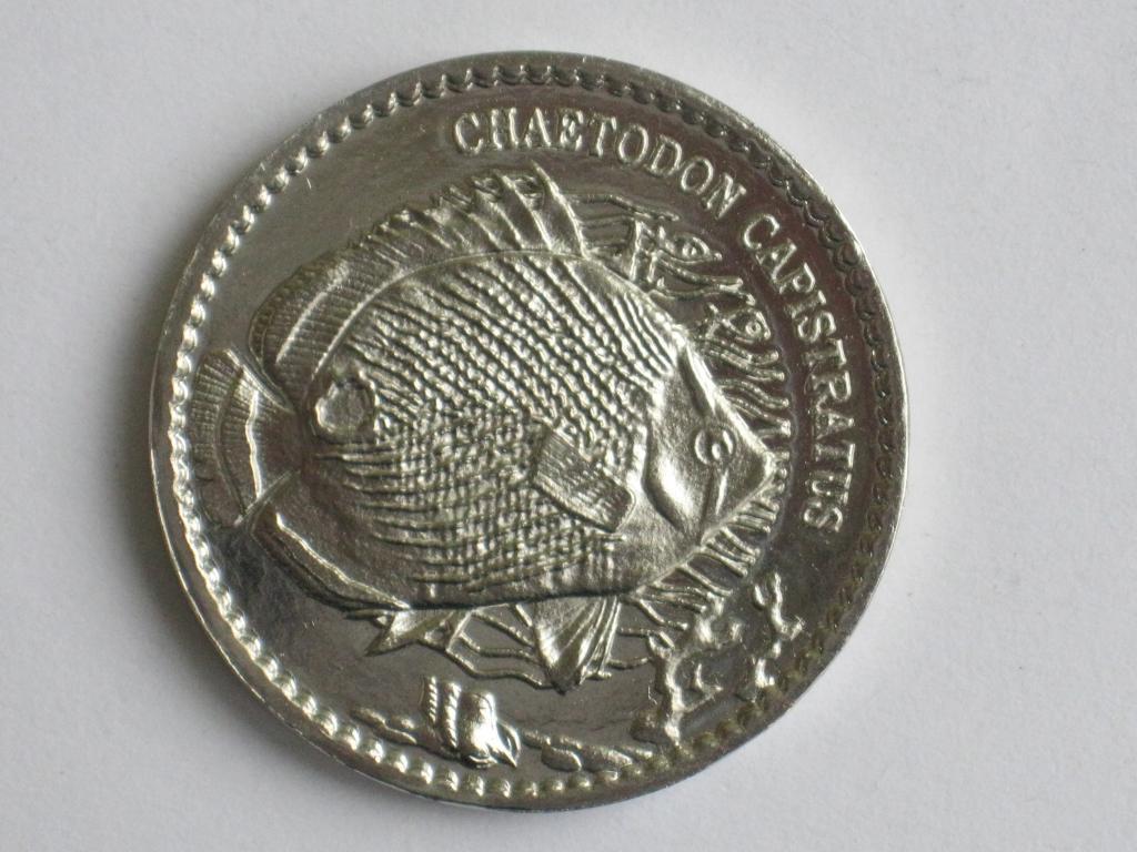 Авокарде 10 рупия 2013 рыбка