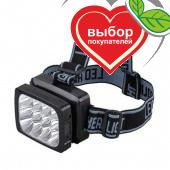 Фонарь налобный аккумуляторный Luxury 1837 LED фонарь