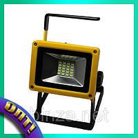Переносной фонарь-прожектор Bailong BL-204!Опт