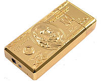 Зажигалка карманная слиток золота №3634