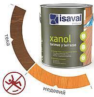 Лак лазур для терас Ксанол Isaval 2.5 л