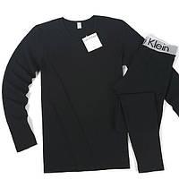 Мужское термобелье Calvin Klein ШТАНЫ + КОФТА, разные размеры, цвет черный