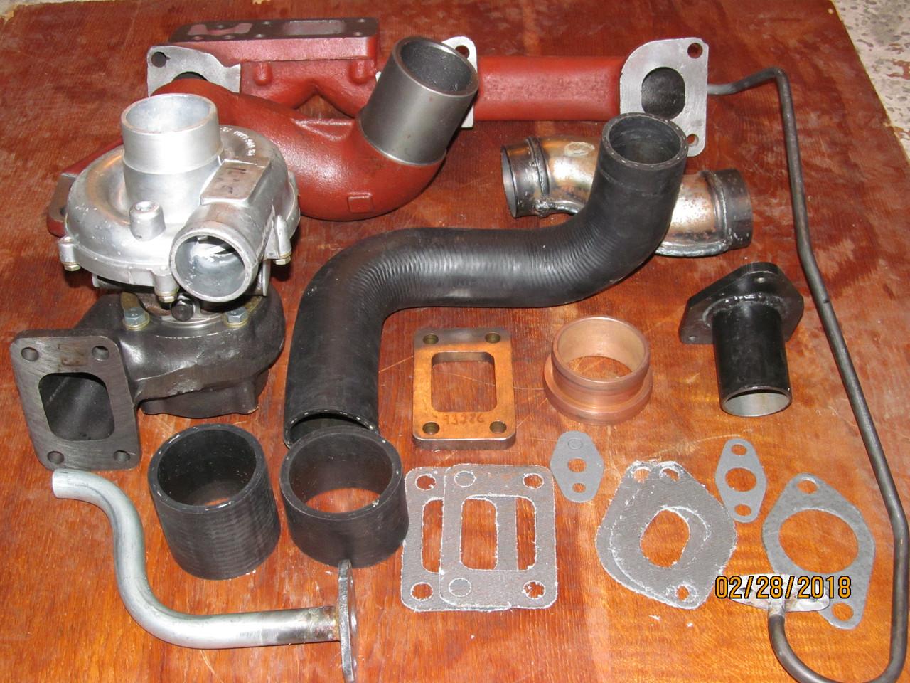 К-т для переоборудования МТЗ (Д-240) под турбокомпрессор (малый)