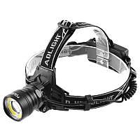 Налобний ліхтар POLICE BL-8004-T6+COB