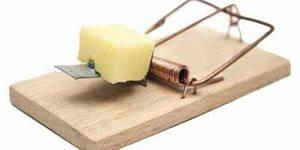 Мышеловки деревянные