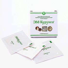 ЭМ Курунга ЭМ-Центр Арго 3 пакетика порошка по 2 г пробиотик для приготовления заквасок