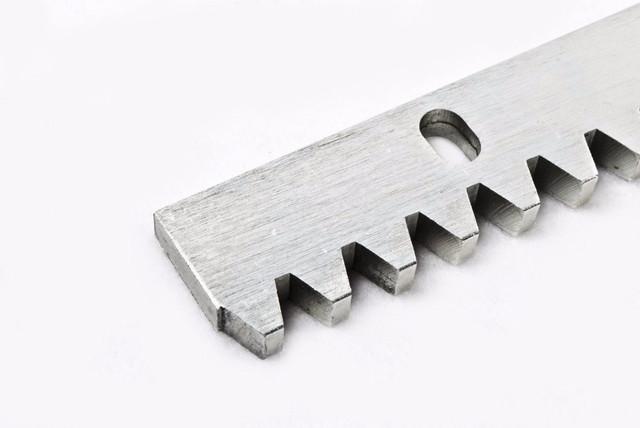рейка зубчата для воріт