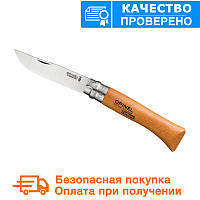 Нож Opinel (опинель) Carbon Steel №10 VRN (113100), фото 1