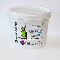 Полупрозрачная краска с эффектом отражения света Gracia (Silver/Gold/Pearl). Greendeco