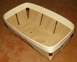 Эко упаковка корзинки, плетёные формы из дерева (шпона) форма с размерами 160*80*60мм