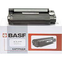 Черный тонер картридж basf для samsung scx-4100 (basf-kt-scx4100d3)