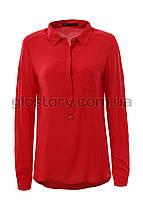 Женская рубашка Glo-Story Большие размеры, фото 2