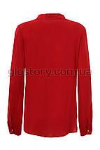 Женская рубашка Glo-Story Большие размеры, фото 3