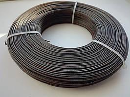 Дріт вязальний чорна. Діаметр 1,2 мм Бухта 1,5 кг.