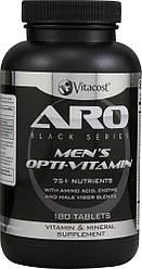Vitacost, Комплекс витаминов Men's Opti, состав Opti-men'a, 180 таблеток (04.18)