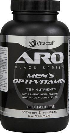 Vitacost, Men's Opti, 180 табл (убийца Opti-men'a)