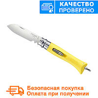Нож Opinel (опинель) DIY №9 Inox Yellow (001804 ), фото 1