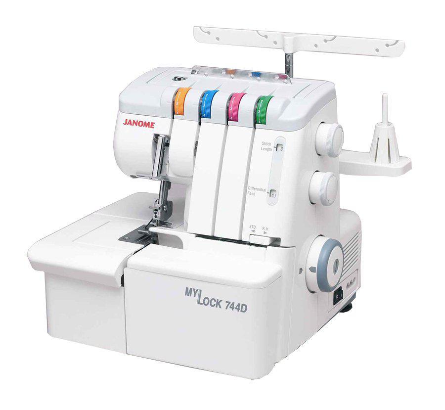 Швейная машина Overlock Janome ML744D