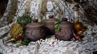Горщики глиняні