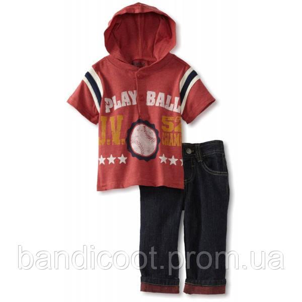 Комплект одежды на мальчика Игра с мячом Nannette 18 мес., 24 мес.